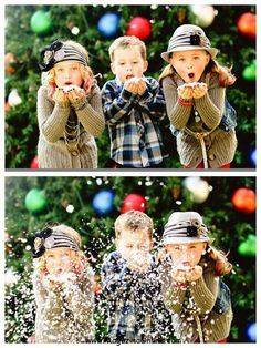 Creative and Unique Ways to Take a Family Photos for your Christmas Cards