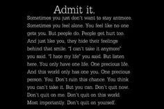 Feel like this