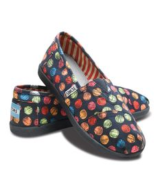 TOMS Hand-Drawn Dots Classics - Youth