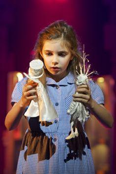 Matilda, the musical, Broadway, New York.
