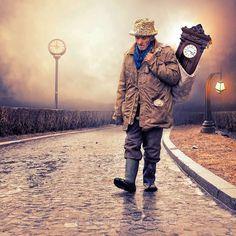 Foto-manipulações de Caras Ionut (Romênia)
