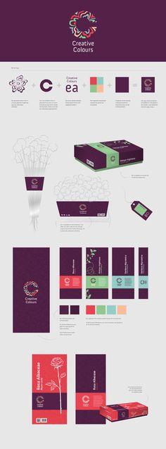 Creative Colors - verpakkingslijn, 2014