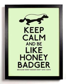 Nastyass Honey Badger