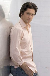 David Conrad, from Ghost Whisperer