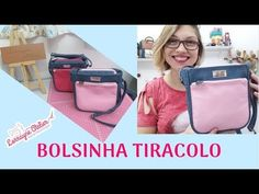 Sewing Tutorials, Sewing Projects, Projects To Try, Clutch Bag, Tote Bag, Pouch, Make It Yourself, Purses, Youtube