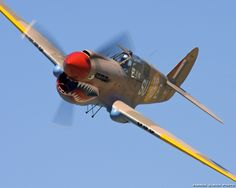 World War II Allied Fighter