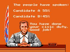 Democracy Simulator ;)
