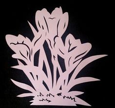 Paper Cutting, Paper Flowers, Cricut, Jar, Wall Art, Spring, Projects, Craft, Quilling