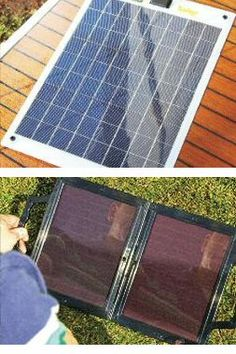 Solar Power for Camping