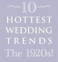 Brides Book 2013 Top 10 Wedding Tends