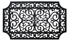 "J & M Home Fashions French Quarter Rubber Doormat, 18 by 30"" J&M Home Fashions http://www.amazon.com/dp/B01178ZOF4/ref=cm_sw_r_pi_dp_GVBMwb0DVK53H"