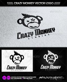 Crazy Monkey Studios Logo