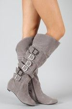 not sure why...but I love the grey... hot