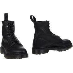 Dr. Martens Ankle Boots (1.954.145 IDR) ❤ liked on Polyvore