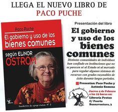 No te pierdas la presentación del último libro de Paco Puche en nuestra librería asociada Proteo de Málaga. ➡ www.uniliber.com