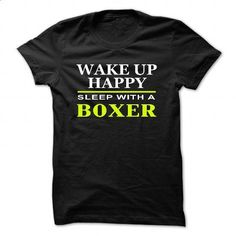 SLEEP WITH A BOXER - #sweater #sweatshirt design. I WANT THIS => https://www.sunfrog.com/LifeStyle/SLEEP-WITH-A-BOXER-6723-Black-25589751-Guys.html?60505