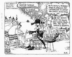Treaty of Waitangi cartoon   NZHistory, New Zealand history online