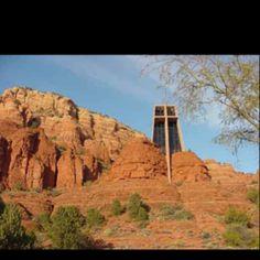 Chapel of the Holy Cross, Sedona, AZ.