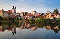UNESCO World Heritage Site (Telc, Czech Republic)