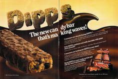 Quaker - Granola Dipps - trade ad - January 1985 by JasonLiebig, via Flickr