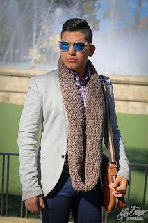 My Fashion World: Bufanda: Básico en mi armario de otoño