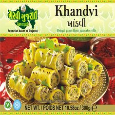 Khandvi I love gujarati food. and It is a shame writing here that we dont properly get Gujarati food in RAJASTHAN, being the same country. But very fresh super tasty gujarati food is available at various places in the US. Truly cosmopolitan country.