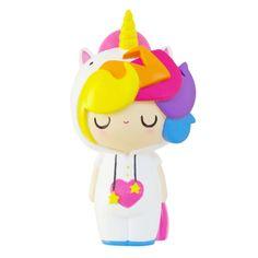 ★My Yummy Week On the Web★ #60 #Momiji #MomijiDoll #LittleStarlightDoll #Rainbow #Unicorn #Licorne #ArcEnCiel #Kokeshi