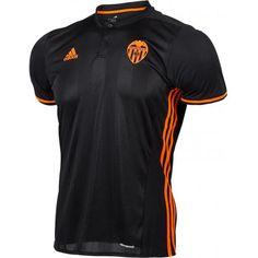 Camiseta Del Valencia 2016/17 Segunda Equipacion
