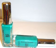 Sinful Colors Nail Polish Nail Art Fine Tip Brush 1633 Take Me to Heaven