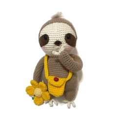 Cute Sloth for sloth lovers!💓🌼💓