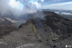 Камчатский вулкан Горелый - Путешествуем вместе