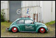 Voodoo Paint VW Bug by AdamMatheson,