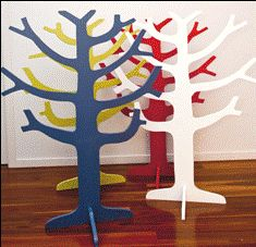 LittlePods Clothes Tree / Hat Stand / Coat Rack-Tree, hat stand, hatstand, coat rack, children, child, kids, coat stand, contemporary, colourful, red, blue, white, green, littlepods