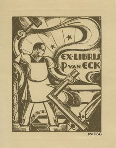 ... An ex libris, mark of ownership in a book or manuscript, is both a sample of printing and a piece of art. As art, it is an individual statement by the ...