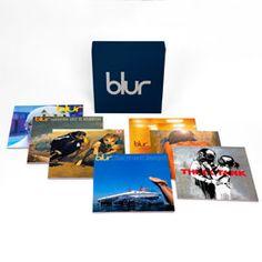 "Blur - ""21"" vinyl boxset. Yes, I need this. Badly."