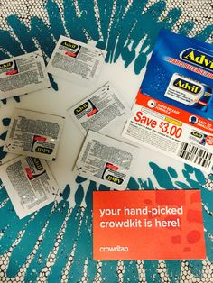 Advil, I'm able to do my passions with Advil. Received this free from crowdtap #gotitfree #freesample