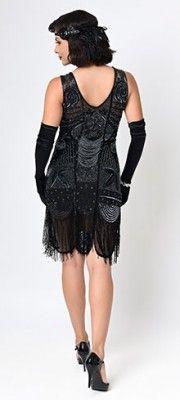Flapper Dresses - 20s Vintage-Inspired Flapper Dresses | Unique Vintage