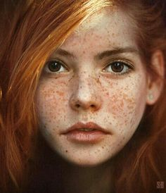 photos of stunningly beautiful women. mostly redheads. each one more beautiful than the others. freckles and braces - extra hot 🔥 💓 I want them all 💓 Beautiful Freckles, Beautiful Red Hair, Beautiful Redhead, Beautiful Soul, Foto Portrait, Portrait Photography, People With Red Hair, Fair Complexion, Freckles Girl