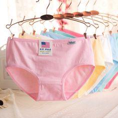 Hot Sale Candy Color Sexy Female Underwear Women's Cotton Panties Breathable Cute Pink Lady Underpants Girls Briefs Calcinha♦️ B E S T Online Marketplace - SaleVenue ♦️👉🏿 http://www.salevenue.co.uk/products/hot-sale-candy-color-sexy-female-underwear-womens-cotton-panties-breathable-cute-pink-lady-underpants-girls-briefs-calcinha/ US $1.00