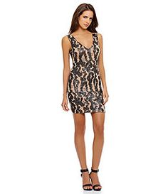 !! Gianni Bini Anessa Dress