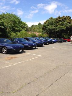 456GT owners meeting in Nihondaira hotel in Japan.