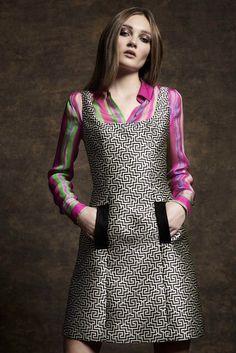 Matthew Williamson Pre-Fall 2016 Fashion Show Fall Fashion 2016, Fashion 2017, Runway Fashion, Fashion Show, Fashion Dresses, Fashion Trends, Fashion Details, Matthew Williamson, Vogue Mexico