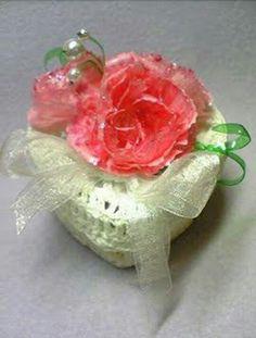 Caixa de ovos decorativas