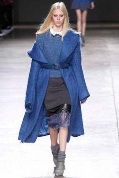 Topshop Unique Autumn Winter 2014: Too Cool For School | Grazia Fashion Shows