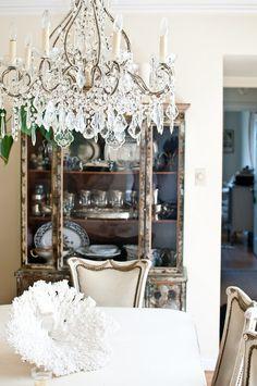 #chandelier shine...