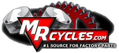MRCycles Wholesale Parts Company is your secular OEM / Aftermarket dealer for major brands such as Honda, Yamaha, Kawasaki, Suzuki and Polaris, and we'll guarantee to help you find the parts you need at an affordable discounted price for all ATV's, Enduro's, PWC, Scooter's, UTV's, Street, and Off-Road vehicles. MRCycles is dedicated to make sure your ride is quickly back on the road!