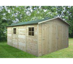 abri de jardin en bois flov ne 9m2 bons plans pas cher pinterest jardins en bois 9m2 et. Black Bedroom Furniture Sets. Home Design Ideas