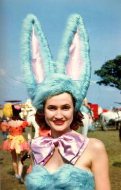 vintage bunny ears