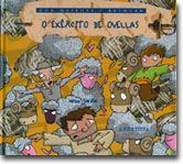 Breogán está lendo nun libro moi grande e vello sobre as aventuras de Don Quixote, o cabaleiro que loita contra o mal. E imaxínase vivindo aventuras. Pero como ese día xogara tanto coa pelota, canso, quedou durmido sobre o libro. E canso de tanto surfear ovellas, durmiu. Cando acordou, seguía onda el o libro do Quixote, que ten tantas aventuras por ler e por vivir. Para nen@s de 7 a 9 anos. Dispoñible na Biblioteca Infantil e Xuvenil coa signatura: N CON / r.