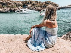 ➵ ᶜᴬᴸᴬ ˢᴬ ᴺᴬᵁ Today was the last & the best day of our Mallorca holiday. I wish we could stay at least one more day, don't want to leave… Mallorca Beaches, Wanderland, One More Day, Travel Inspiration, Beach Mat, Travel Tips, At Least, Spain, Outdoor Blanket